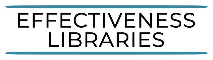 effectiveness libraries